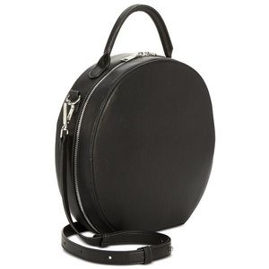STEVE MADDEN | Jill Circle Hat Box Crossbody Bag